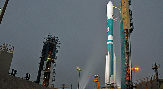 OCO-2 Awaits Launch
